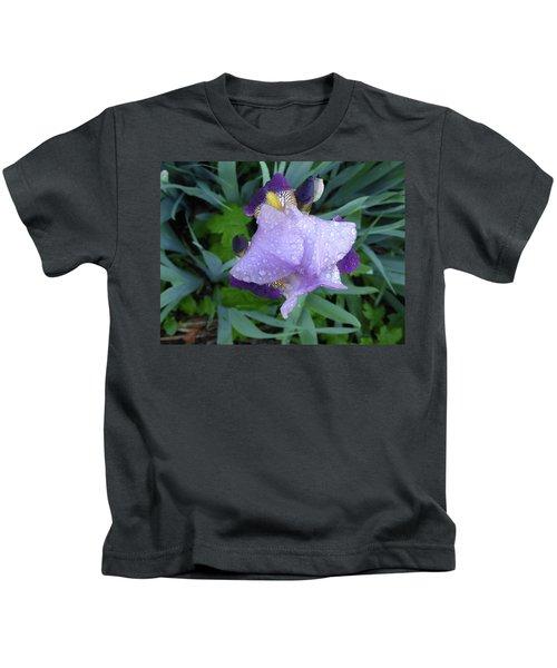 Iris After The Rain IIi Kids T-Shirt
