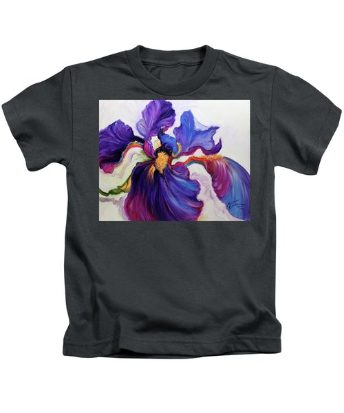 Iris Serenity Kids T-Shirt