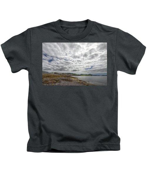 Irish Sky - Waterville, Ring Of Kerry Kids T-Shirt