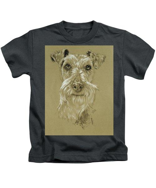 Irish Terrier Kids T-Shirt