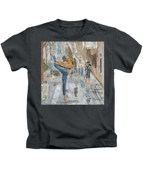 Is Grace Ever Out Of Place Kids T-Shirt