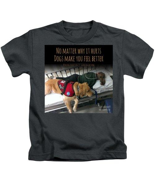 It Hurts Kids T-Shirt