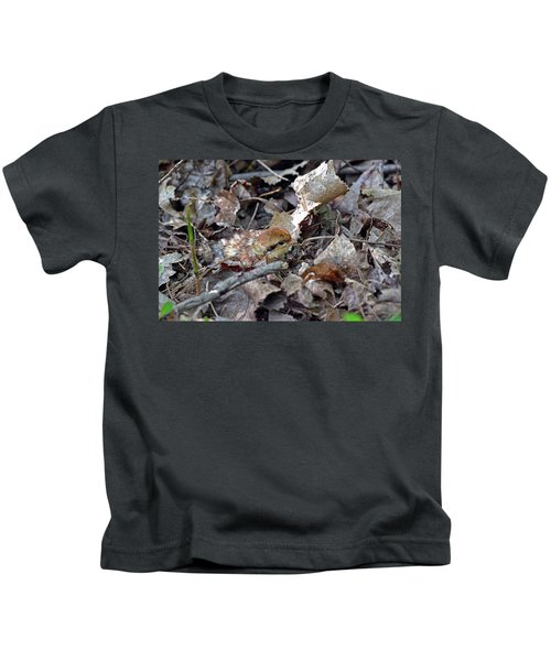 It's A Baby Grouse Kids T-Shirt
