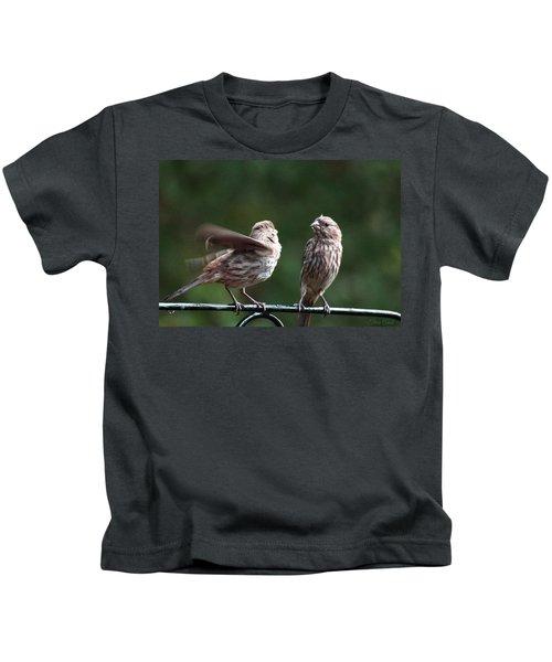 It's My Turn Kids T-Shirt