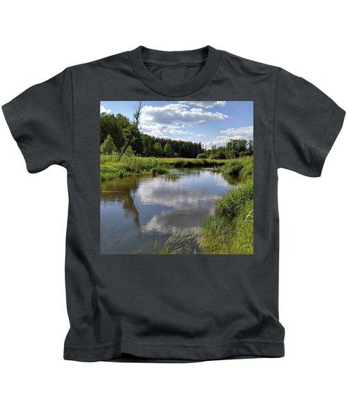 It's So Calming Here In Odrzywol Kids T-Shirt