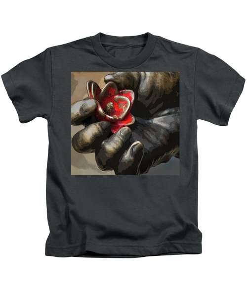 Ivan's Hand Kids T-Shirt