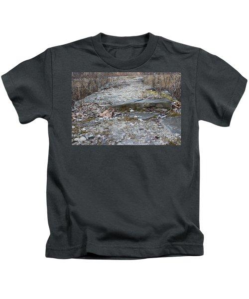 Jackson Lock Detail 2 Kids T-Shirt