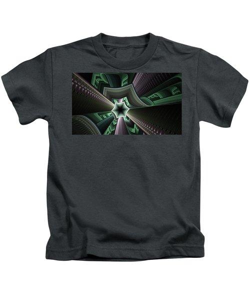 Jade Empress Kids T-Shirt