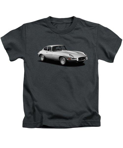 Jaguar E-type Series 1 Kids T-Shirt