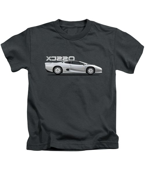 Jaguar Xj220 1992 Kids T-Shirt