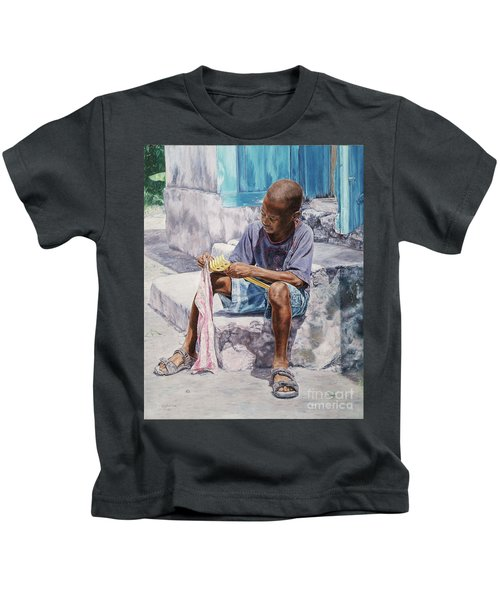 James Kids T-Shirt