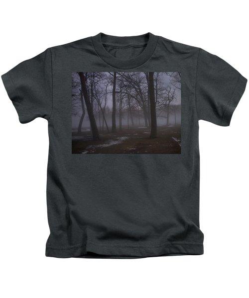 January Fog 2 Kids T-Shirt