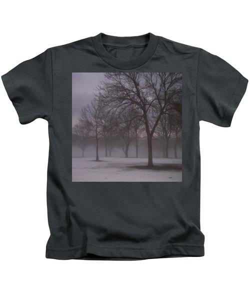 January Fog 4 Kids T-Shirt