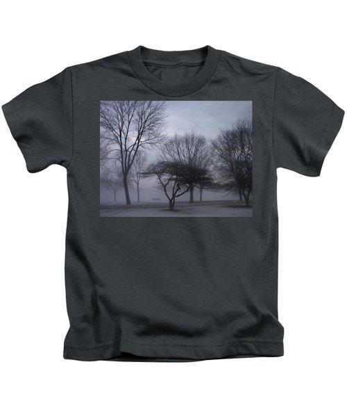 January Fog 6 Kids T-Shirt