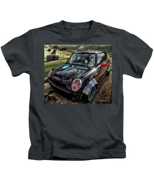 Jeffsminicopper Kids T-Shirt