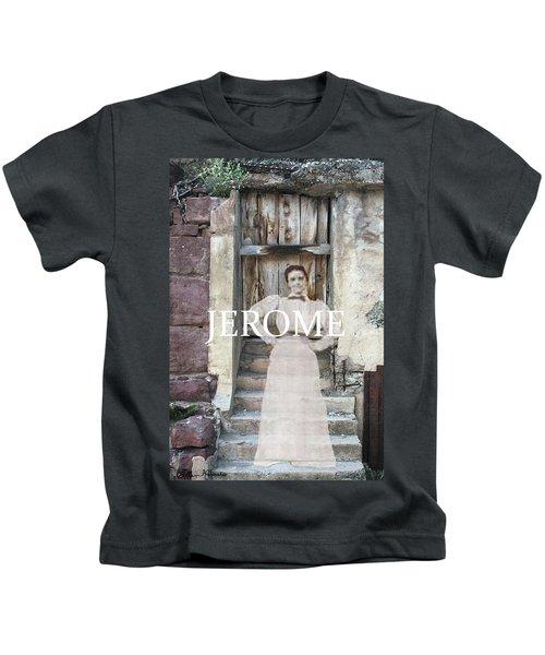 Jerome Ghost Kids T-Shirt