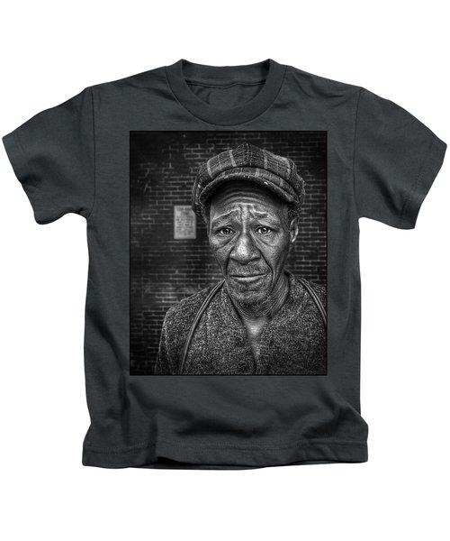 Jesse Bw Kids T-Shirt