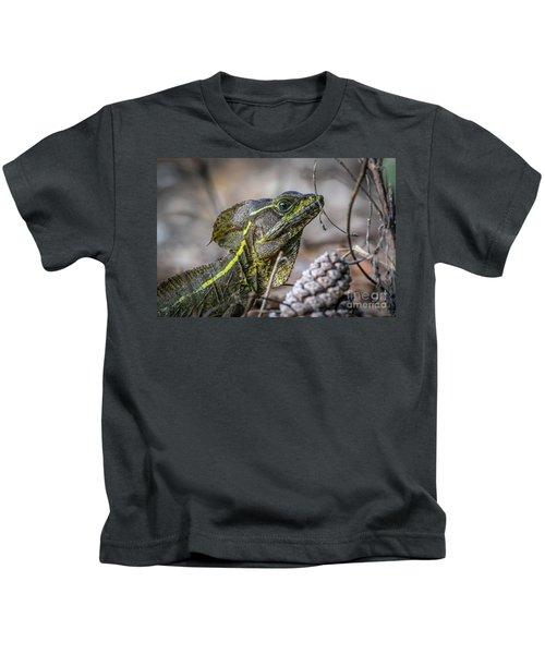 Jesus Lizard #2 Kids T-Shirt