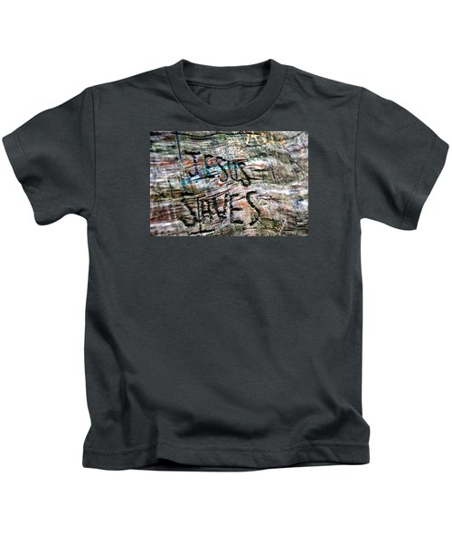 Jesus Saves Kids T-Shirt