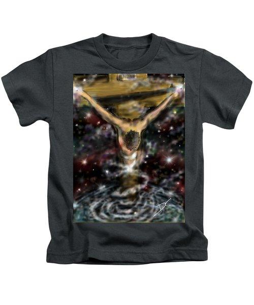Jesus World Kids T-Shirt