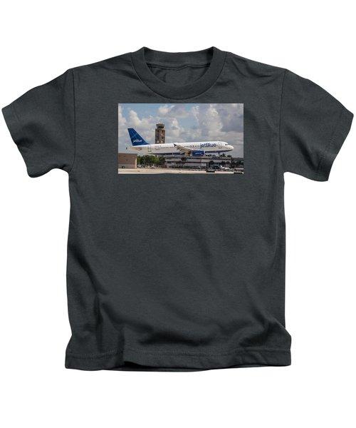 Jetblue Fll Kids T-Shirt
