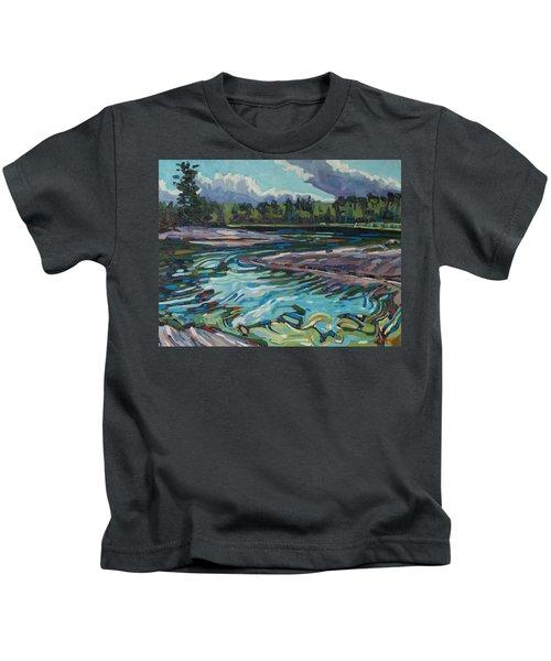 Jim Afternoon Rapids Kids T-Shirt