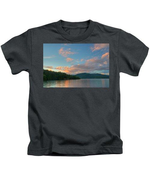 Jocassee 8 Kids T-Shirt