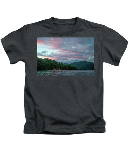 Jocassee 9 Kids T-Shirt