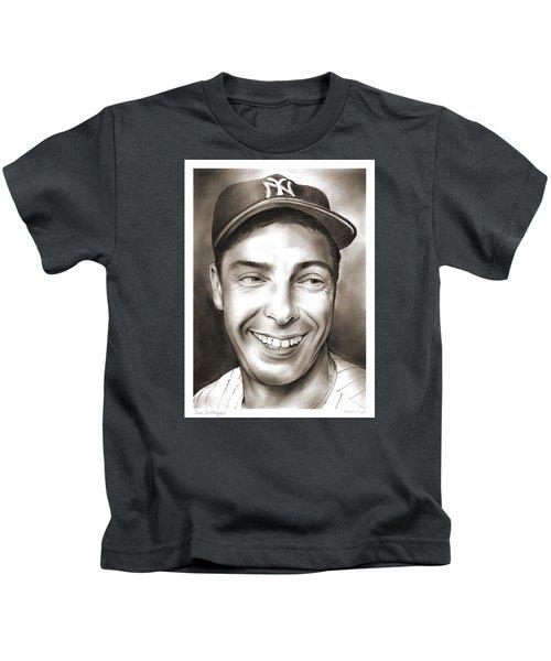 Joe Dimaggio Kids T-Shirt