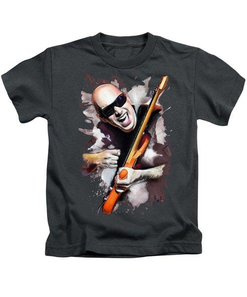 Joe Satriani Kids T-Shirt