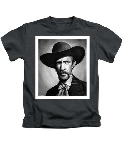 John Carradine Kids T-Shirt