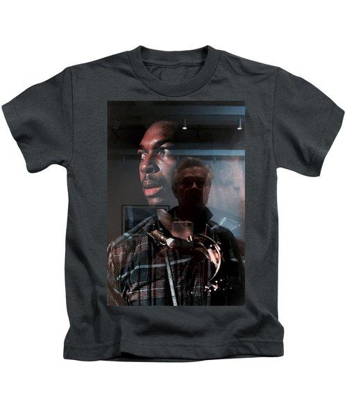 John Coltrane And Me Kids T-Shirt