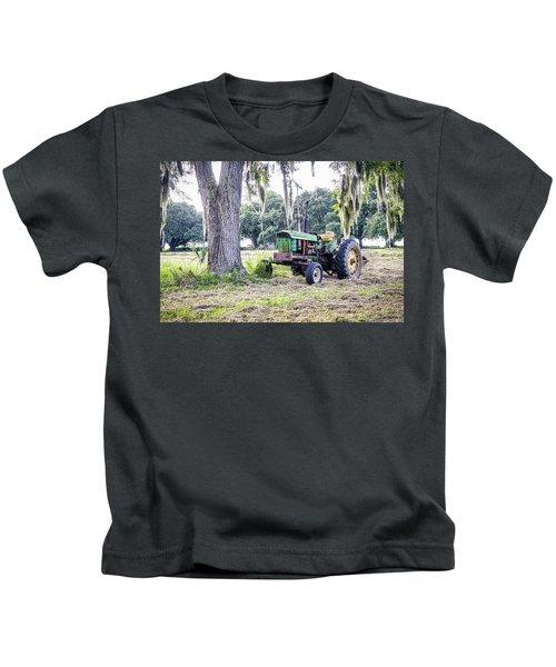 John Deer - Work Day Kids T-Shirt