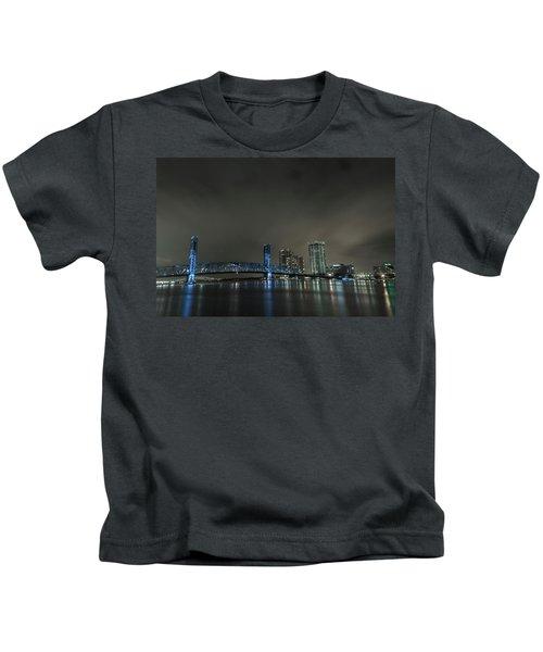 John T. Alsop Bridge 2 Kids T-Shirt