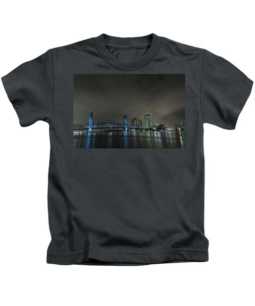 John T. Alsop Bridge 2 Kids T-Shirt