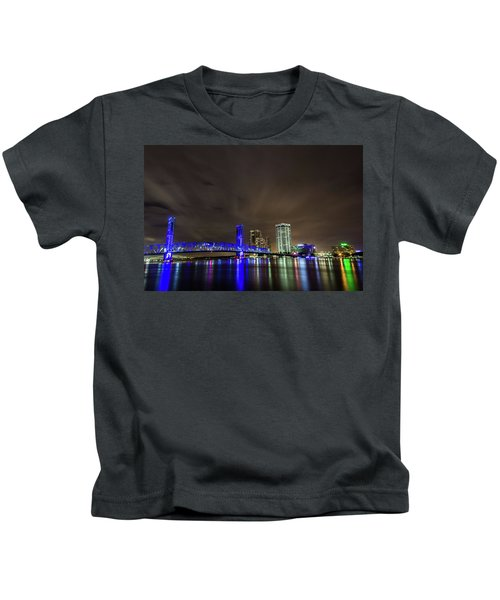 John T. Alsop Bridge Kids T-Shirt