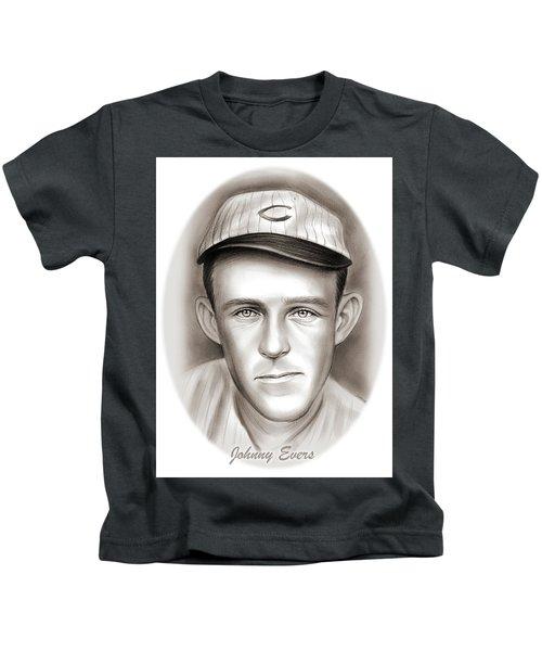 Johnny Evers Kids T-Shirt