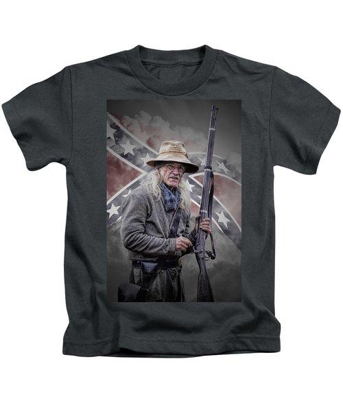 Johnny Reb Kids T-Shirt