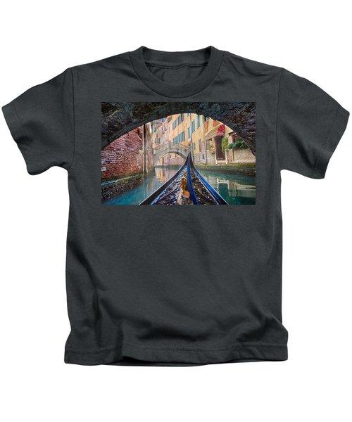 Journey Through Dreams Kids T-Shirt