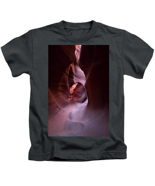 Journey Thru The Shadows Kids T-Shirt