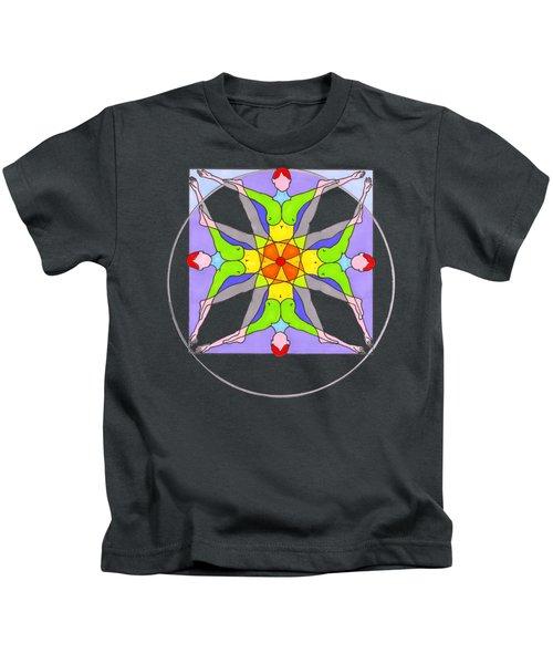 Joyce Soul Portrait Kids T-Shirt