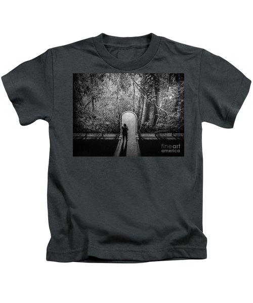 Jungle Entrance Kids T-Shirt
