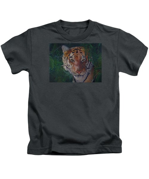 Jungle Eyes Kids T-Shirt