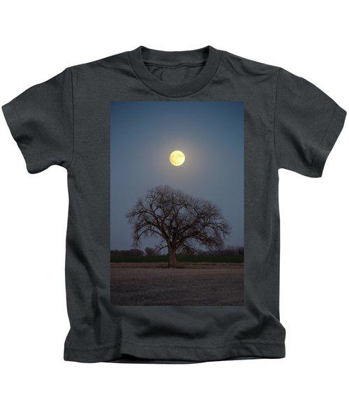 Just Breathe  Kids T-Shirt