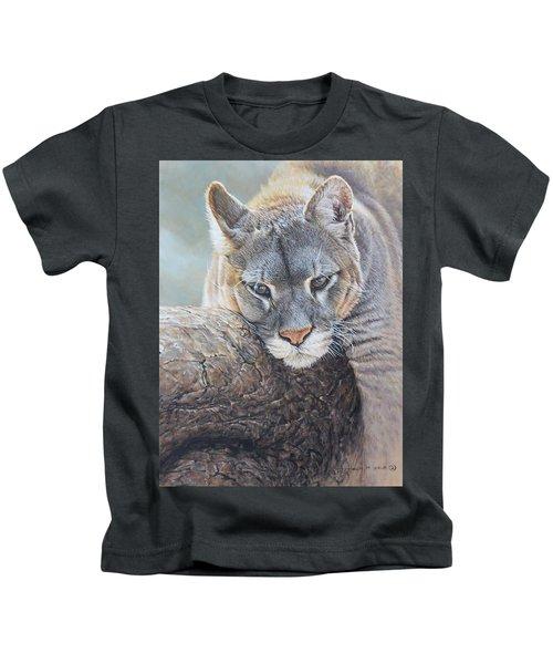 Just Chilling Kids T-Shirt