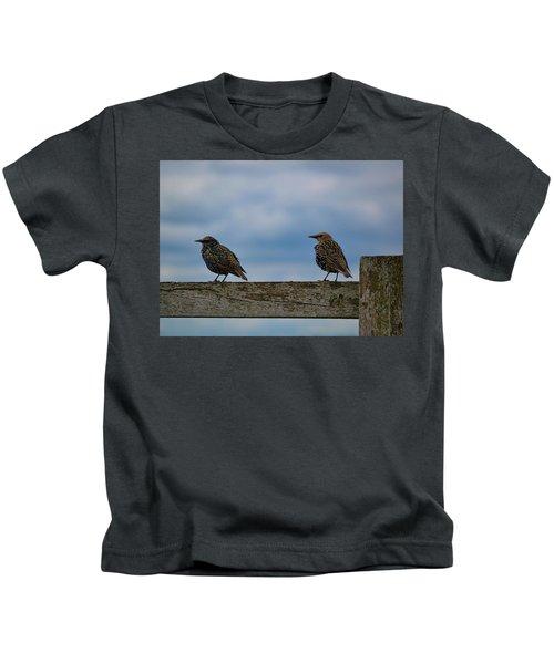 Just Resting Kids T-Shirt