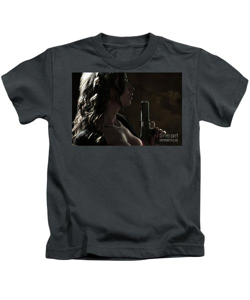 Just Shot That 45 Kids T-Shirt
