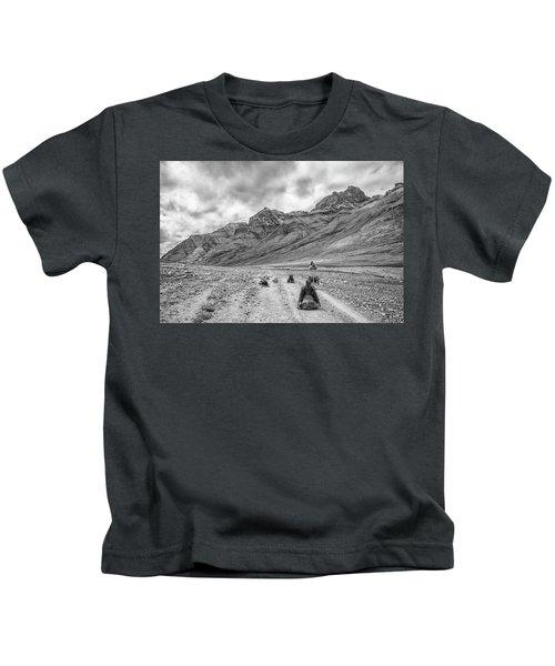 Kailash Kora 2 Kids T-Shirt
