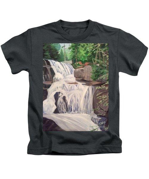 Katahdin Falls Kids T-Shirt