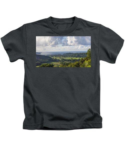 Kauai Scenic 1 Kids T-Shirt